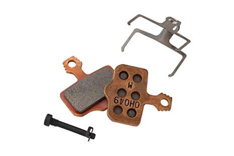SRAM ELIXIR DISC BRAKE PADS - METAL SINTERED