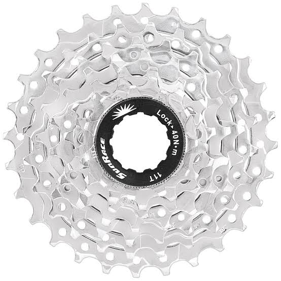 SUNRACE 8 SPEED CASSETTE 11-32T