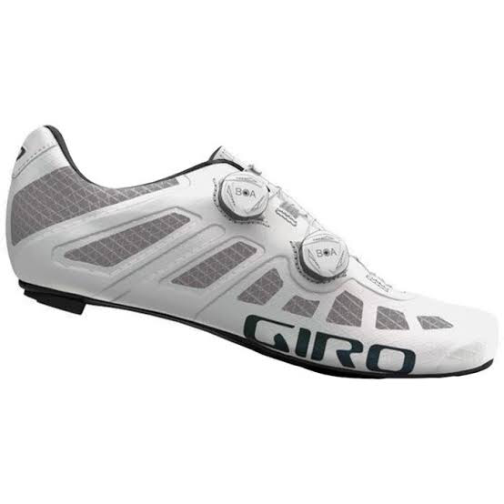 GIRO IMPERIAL ROAD CYCLING SHOES WHITE 43.5