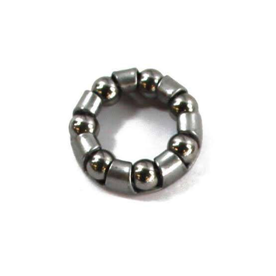 BALL BEARINGS - FRONT WHEEL