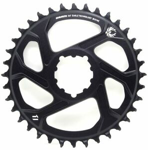 SRAM X-SYNC2 CHAINRING DIRECT MOUNT 36T 3MM OFFSET