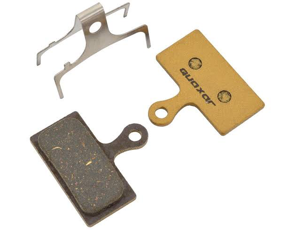 QUAXAR SEMI-METALLIC DISC BRAKE PAD XTR M985 & XT M785