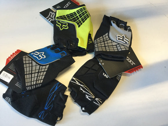 FOX - RACE PERFORMANCE MX GLOVES SHORT FINGER