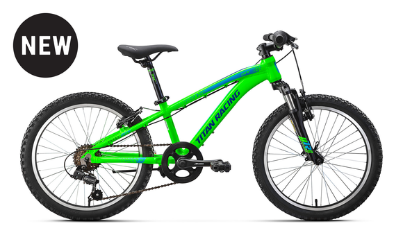 "BICYCLE - TITAN RACING HADES 20"" V (2019)"