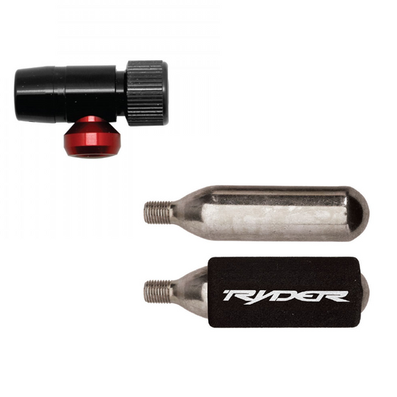 RYDER CO2 16G AIRING INFLATION KIT