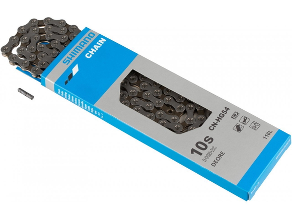 SHIMANO 10S HG-X DEORE CHAIN - CN-HG54 116L