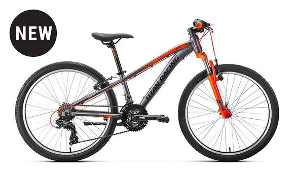 TITAN RACING JUNIOR HADES 24'' V (2019)