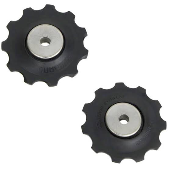 SHIMANO PULLEY SET - RD 5700 GUIDE AND TENSION