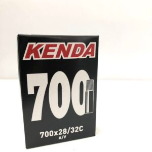 KENDA ROAD BIKE TUBE - 700C A/V
