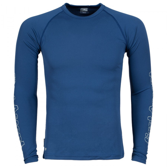 FIRST ASCENT MENS BAMBOO THERMAL LONG SLEEVE BASELAYER