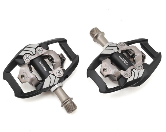 SHIMANO XT DEORE PEDALS - PD-M8020