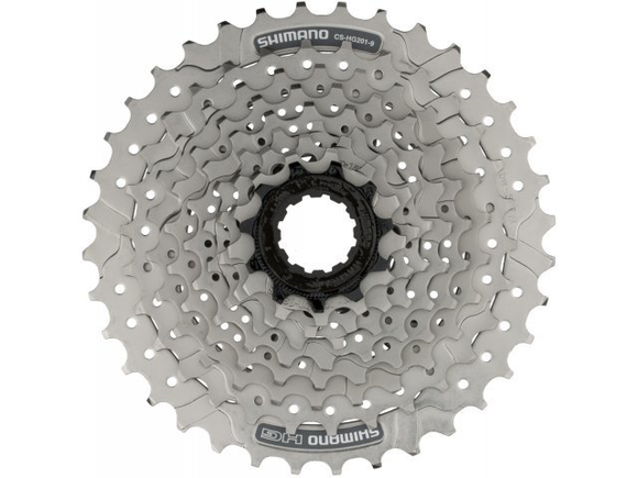 SHIMANO CASSETTE SPROCKET - CS-HG201-9 11-36T 9SPD