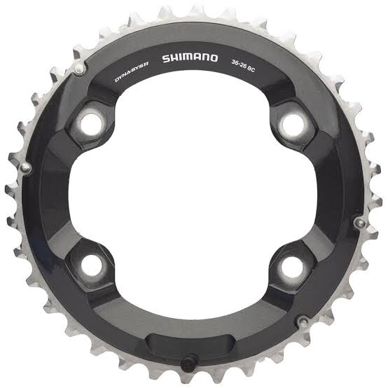 SHIMANO DEORE XT CHAINRING - FC-M8000