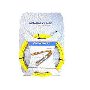 QUAXAR FLEXLINES SHIFT CABLE KIT YELLOW (FLX8003)