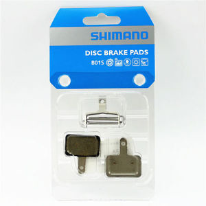 SHIMANO DISC BRAKE PADS - B01S RESIN