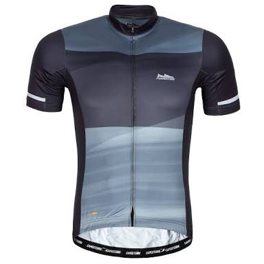 CAPESTORM MENS SUNRISE CYCLING JERSEY