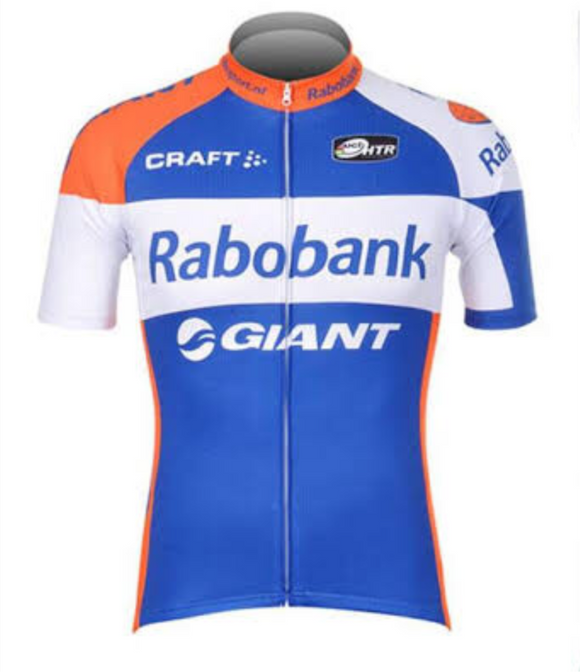 Giant Team Rabobank Cycling Jersey