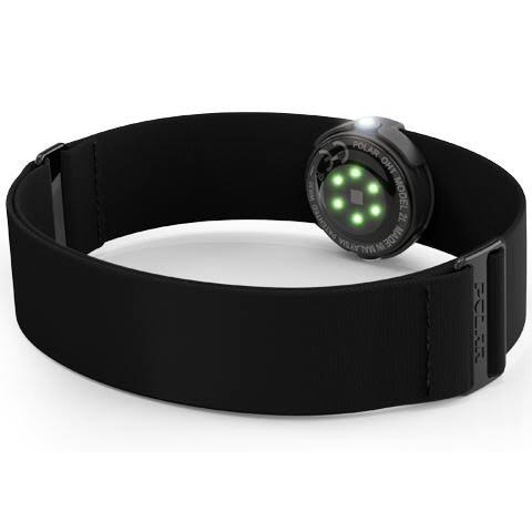 OPTICAL HEART RATE SENSOR OH1 N BLK POLAR