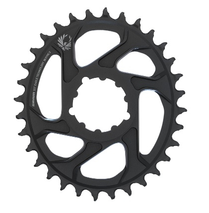SRAM X-SYNC 12SP C/RING - OVAL DM 32T OFF SET