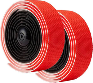 FABRIC HEX TAPE - DUAL COLOUR EMBOSSED HANDLEBAR TAPE