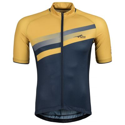 FIRST ASCENT MENS CADENCE CYCLING JERSEY