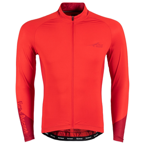 MEN'S PODIUM LONG SLEEVE CYCLING JERSEY - FIRST ASCENT