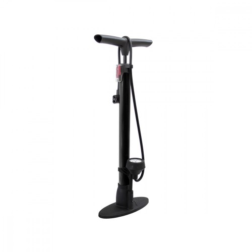 FLOOR PUMP - SPEEDMAASTER ALLOY WITH GAUGE