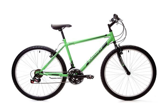 BICYCLE - AVALANCHE BRAVO GREEN