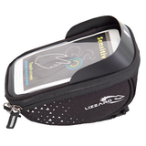 LIZZARD PHONE TRIP BICYCLE BAG BLACK