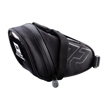 SADDLE BAG STEALTH PORT GREY M - TITAN RACING