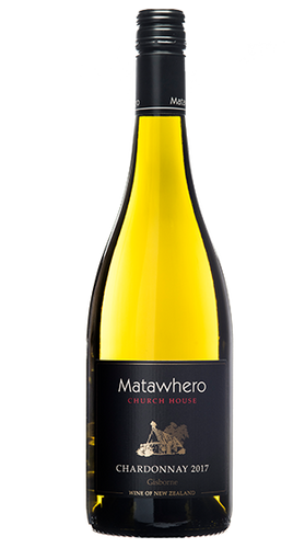 Matawhero 'Church House' Gisborne Chardonnay 2017