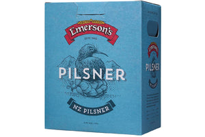 Emerson's NZ Pilsner 330ml Bottles (6-Pack)