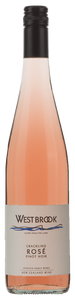 West Brook Crackling Rosé 2018
