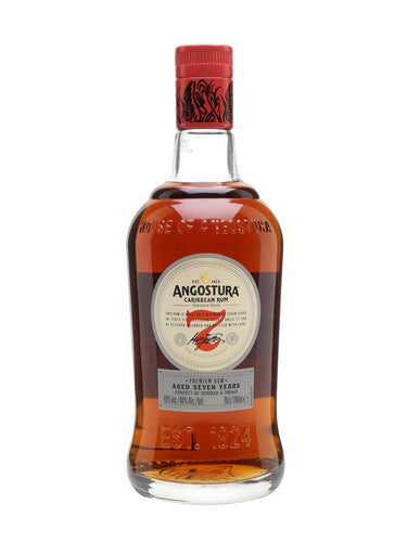 Angostura 7 Year Old Caribbean Rum 700ml