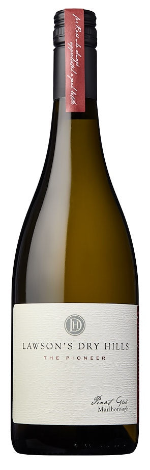 Lawson's Dry Hills The Pioneer Pinot Gris 2016