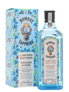 Bombay Sapphire Limited Edition English Estate Gin 700ml