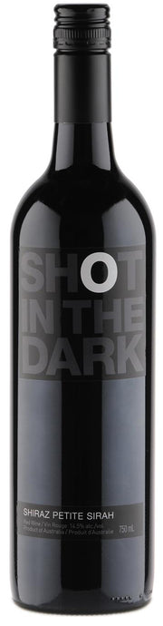 Shot In The Dark Shiraz Petite Sirah 2018