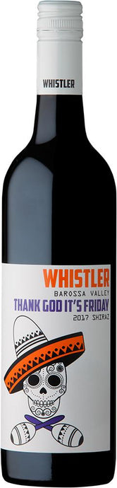 Whistler Thank God It's Friday Shiraz 2018