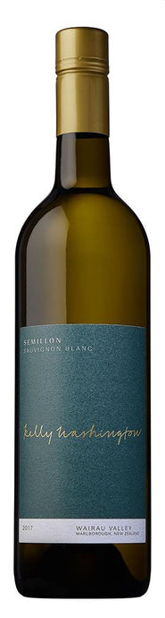 Kelly Washington Wairau Valley Semillon Sauvignon Blanc