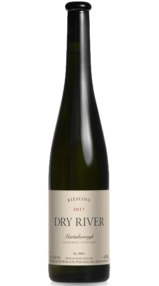 Dry River Craighall Martinborough Riesling 2017