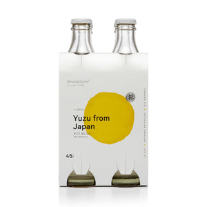 Strangelove Yuzu From Japan Lo-Cal Soda 300ml (4-Pack)