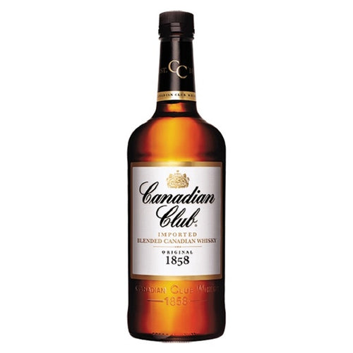 Canadian Club Whiskey 1000ml