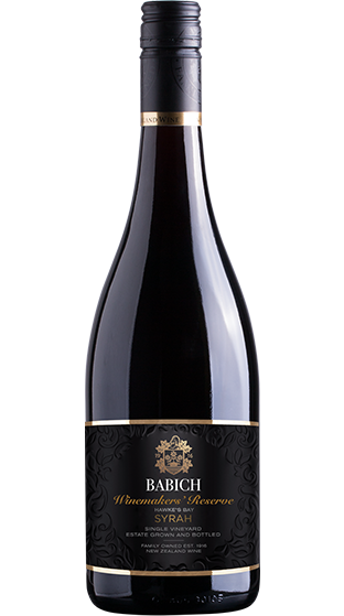 Babich Winemakers' Reserve Syrah 2017