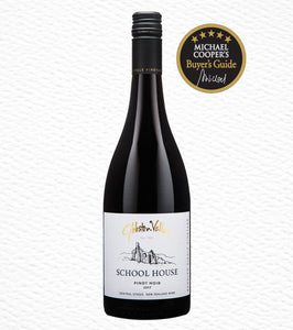 Gibbston Valley School House Single Vineyard Pinot Noir 2017