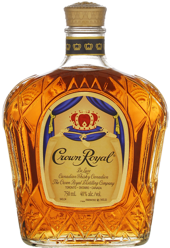 Crown Royal Canadian Whisky 1000ml