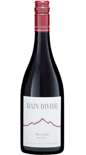 Main Divide Pinot Noir 2016