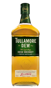 Tullamore Dew Irish Whiskey 1000ml