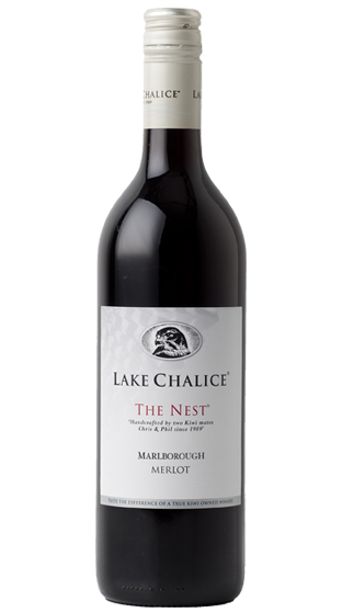 Lake Chalice 'The Nest' Merlot 2017