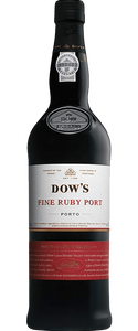 Dow's Fine Ruby Port 750ml