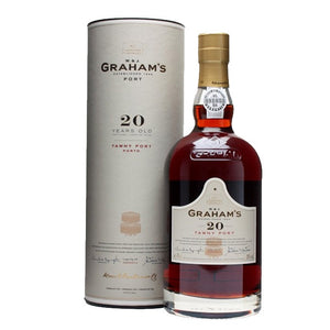 Graham's 20 Year Old Tawny Port 750ml